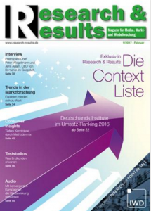 Research & Results Cover